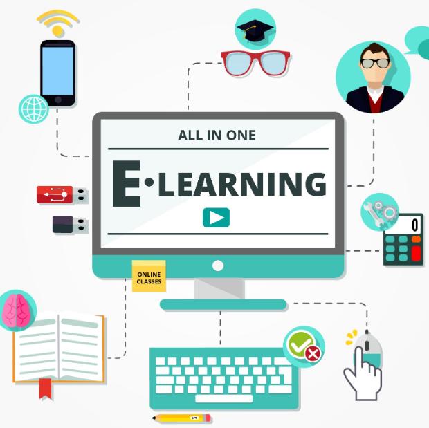 Một khóa học online tiện lợi.