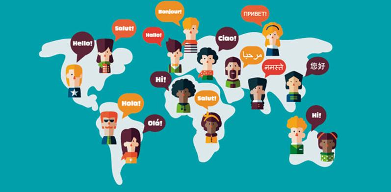 Nhu cầu học ngoại ngữ tăng cao.