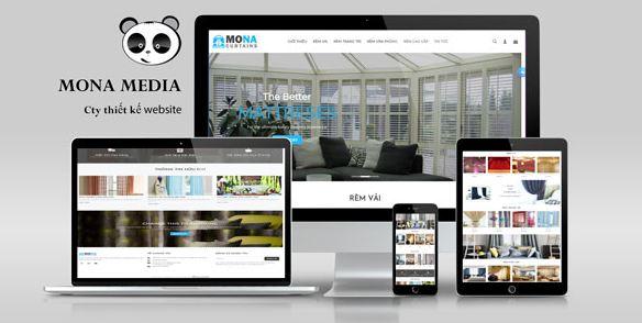 Địa điểm thiết kế website bán hàng