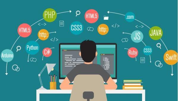 Top 10 ngôn ngữ lập trình phổ biến.