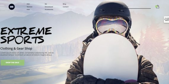 Top 10 giao diện website sáng tạo năm 2019