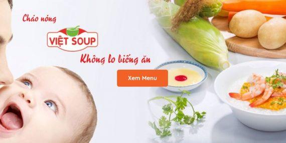 9 điều cần lưu ý khi thiết kế website bán cháo và sản phẩm dinh dưỡng
