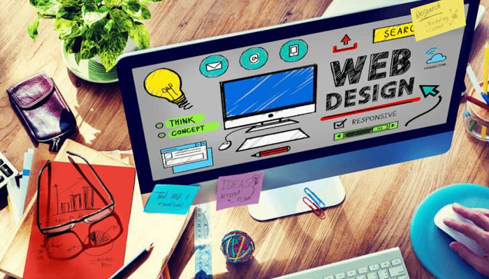 Thiết kế website trọn gói giá rẻ gồm những gì?