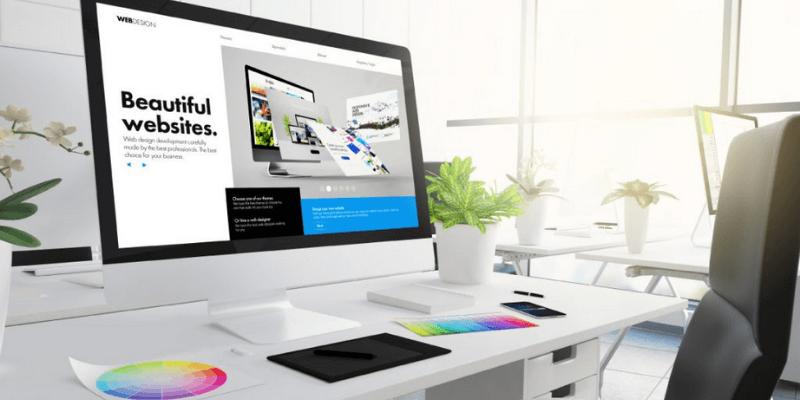 công ty thiết kế website theo yêu cầu