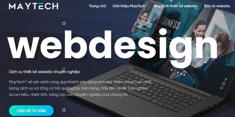 web design maytech
